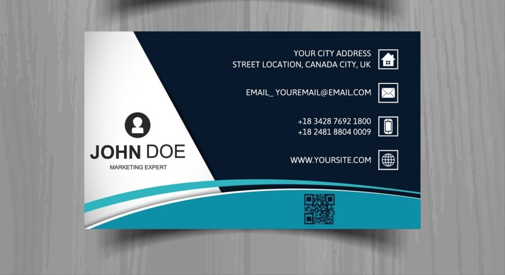How to create a perfect business card for a freelance for Freelance business cards